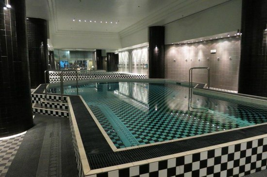 grand hyatt swimming pool