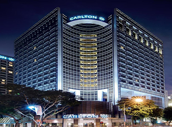 Carlton Hotel Singapore hotel for singapore grand prix packages