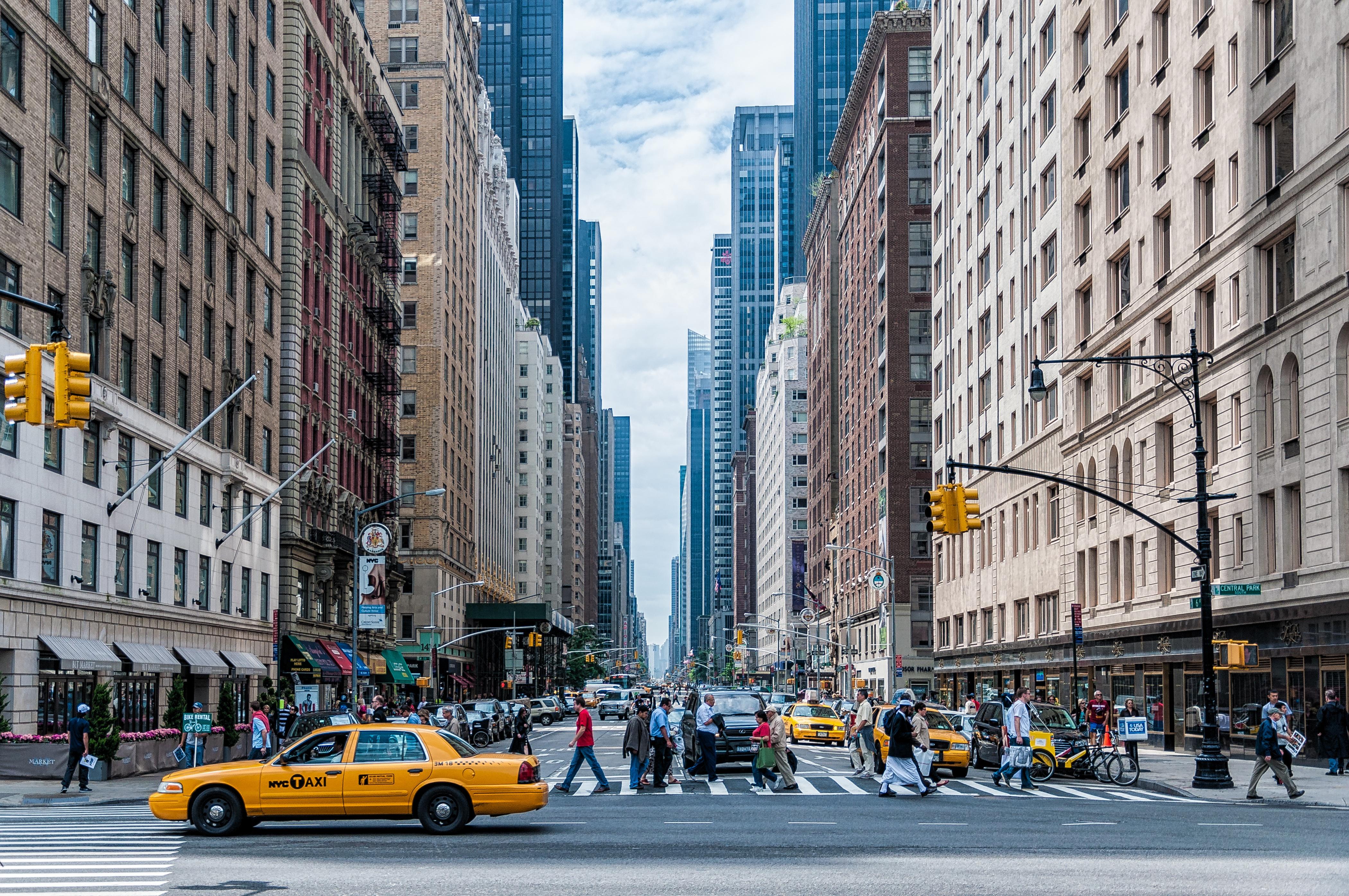 new york city north america