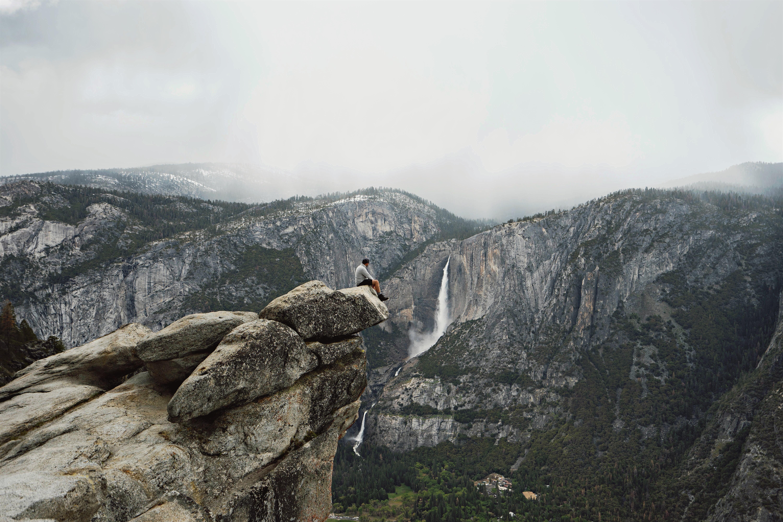 yosemite national park north america