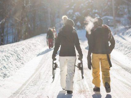 ski trips sporting groups