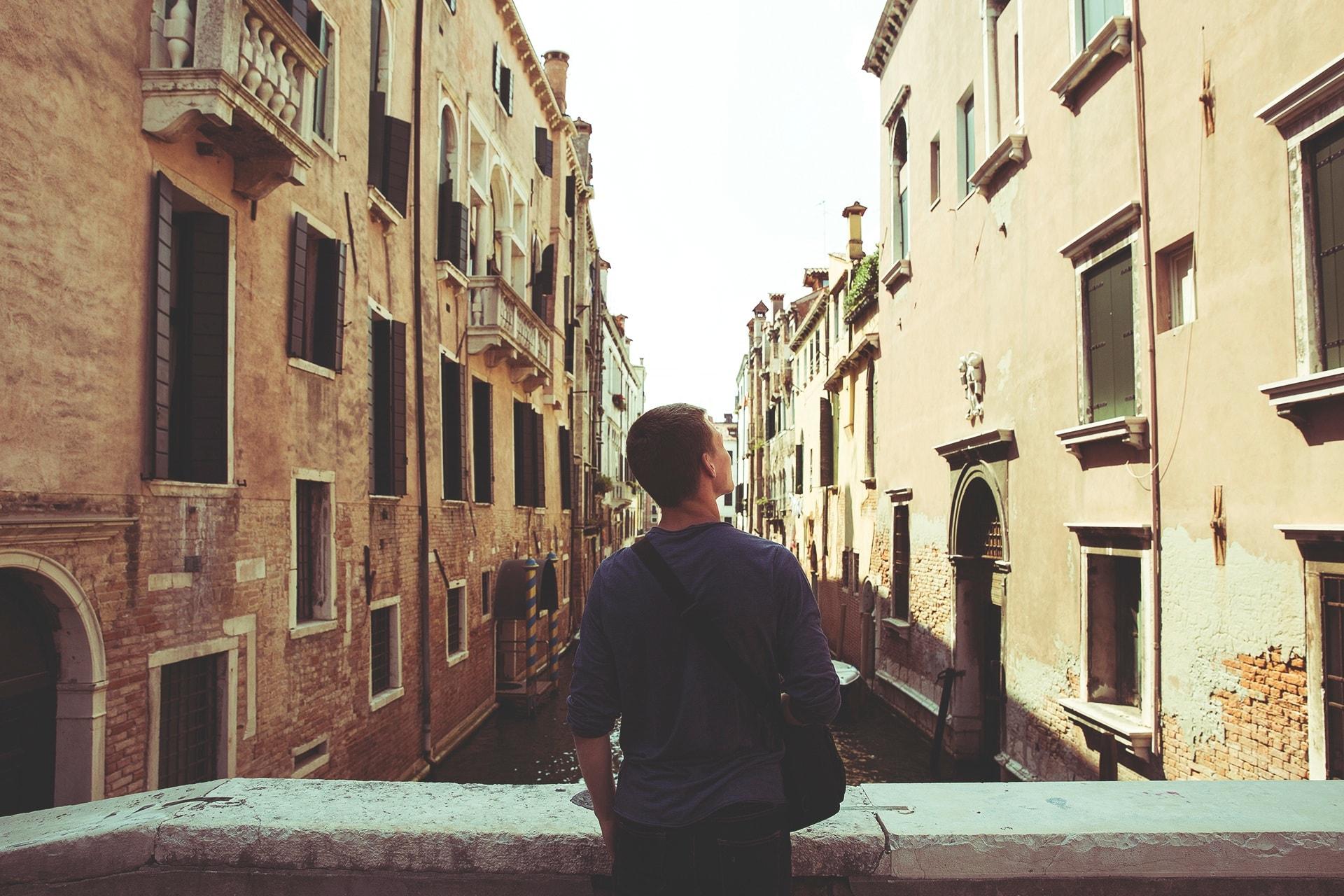 European cultural trips - school group