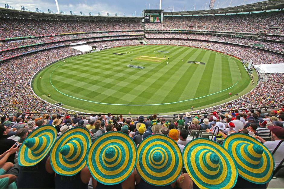 Melbourne Cricket Ground - Worlds Largest Stadium