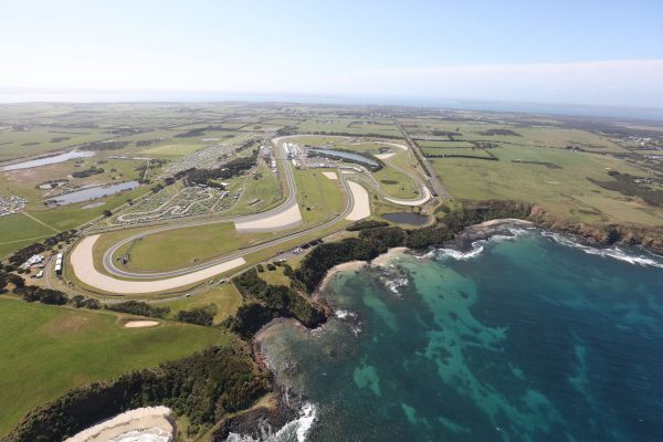 birds-eye track view motorgp australia tickets