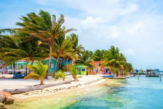 caya caulker belize central america tours