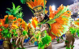 rio carnival south america