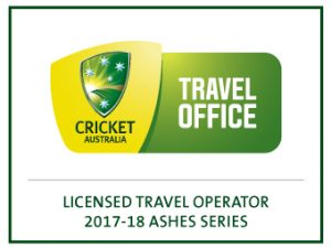 Ashes test series - official onseller logo