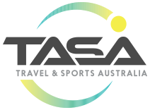 Travel and Sports Australia logo