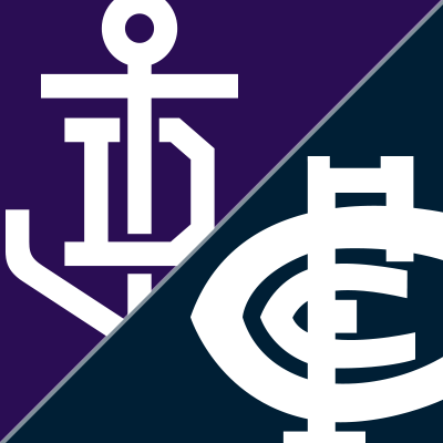 Round 14 - Fremantle Dockers v Carlton