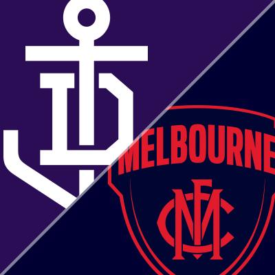 Round 16 - Fremantle Dockers v Melbourne