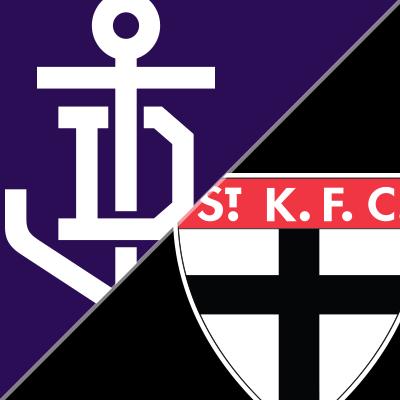 Round 21 - Fremantle Dockers v St Kilda
