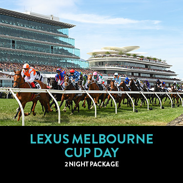 melbourne cup package