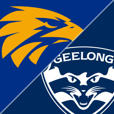 Round 3 - West Coast Eagles v Geelong Cats