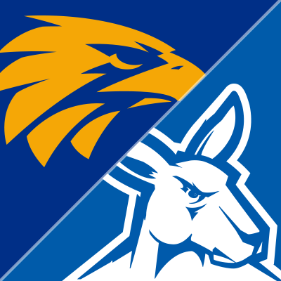 Round 15 - West Coast Eagles v North Melbourne