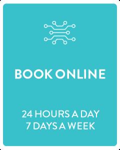 24 7 Online Booking Tile