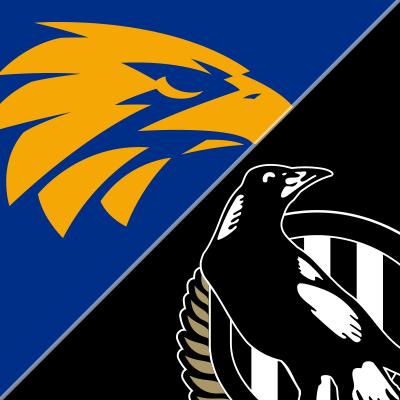 Round 22 - West Coast Eagles v Collingwood